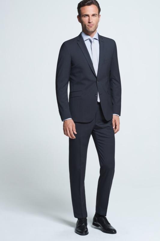 Pantalon modulaire Mercer, gris foncé