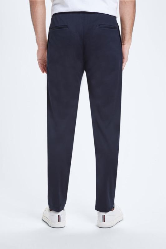 Pantalon Saturn, bleu foncé
