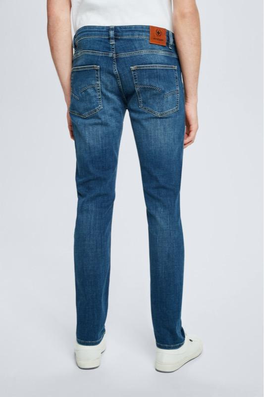 Jeans Liam, blau