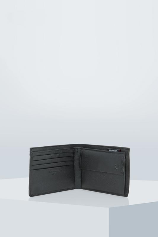 Geldbörse Carter, schwarz