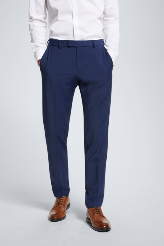 Combinatiepantalon Mercer, marineblauw