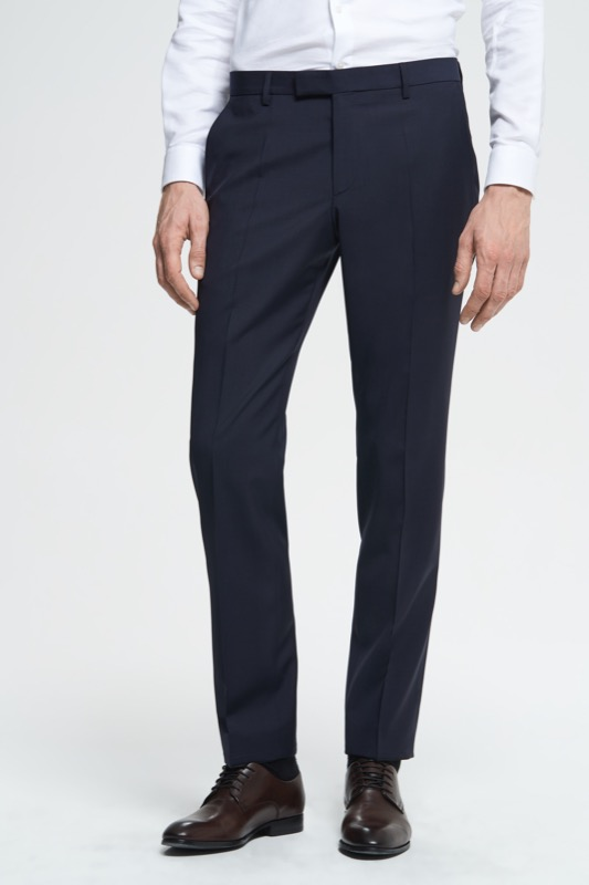 Combinatiepantalon Jans, navy