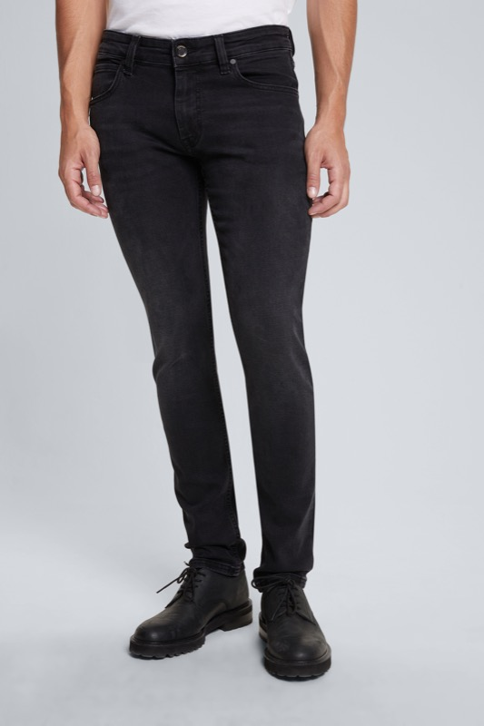 Flex-Cross jeans Robin, zwart