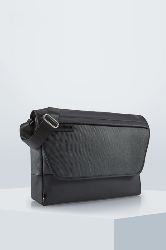 Sac coursier Royal Oak, noir