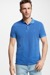 Polo-Shirt Ping, royalblau