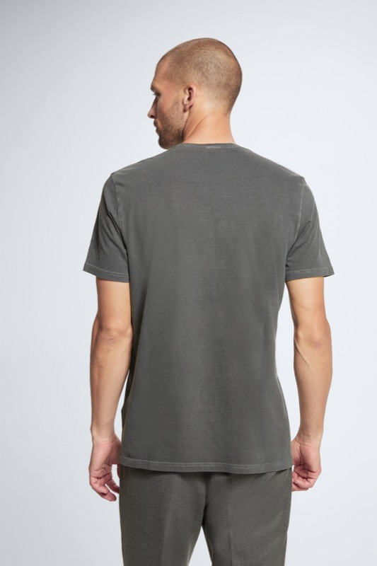 T-shirt Logan, noir