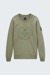 Sweater Sanford, groen