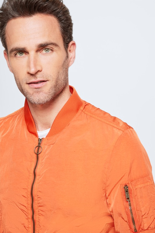 Blouson-Jacke Ascona, dark orange
