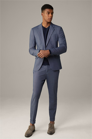 Flex Cross Split Suit Chaz-Luc, navy