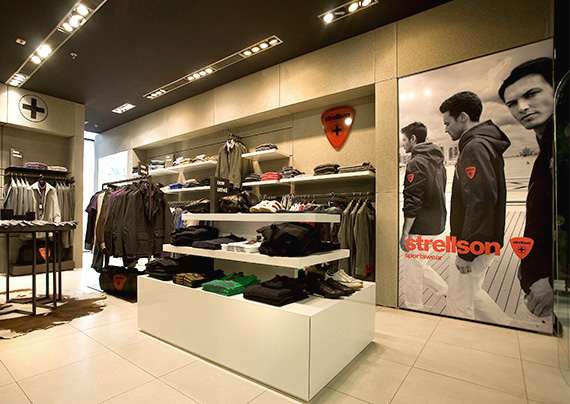 Strellson Store Cracow