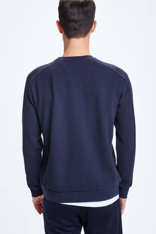Pullover Freeman - S.C. Original Edition, dunkelblau
