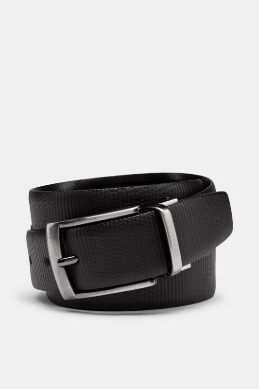 Wendegürtel, schwarz | Accessoires > Gürtel > Sonstige Gürtel | Schwarz | Strellson