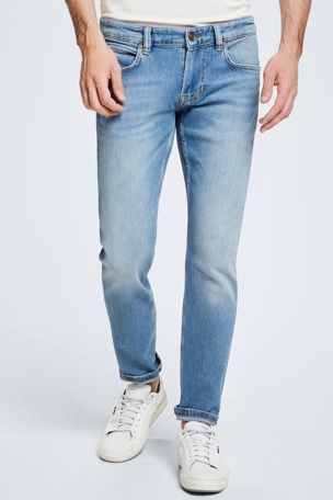 Jeans Robin - S.C. Collection, light indigo blue