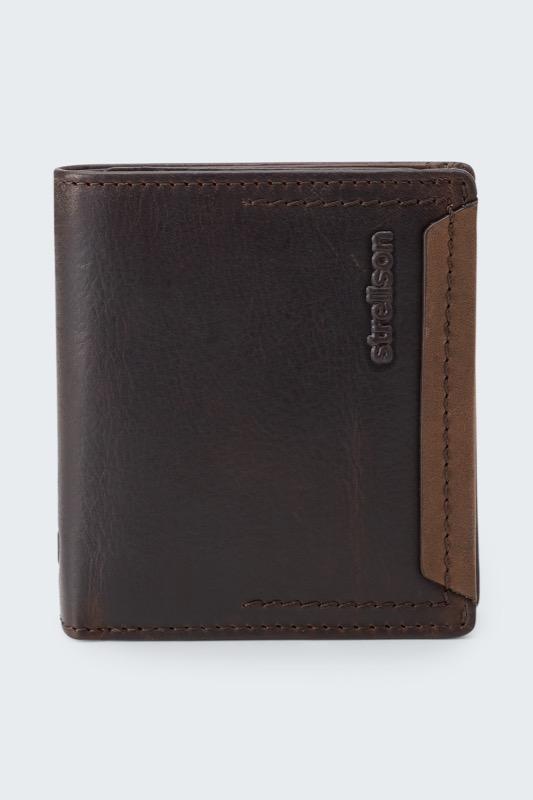 Geldbörse Camden, dunkelbraun | Accessoires > Portemonnaies | Dunkelbraun | Strellson