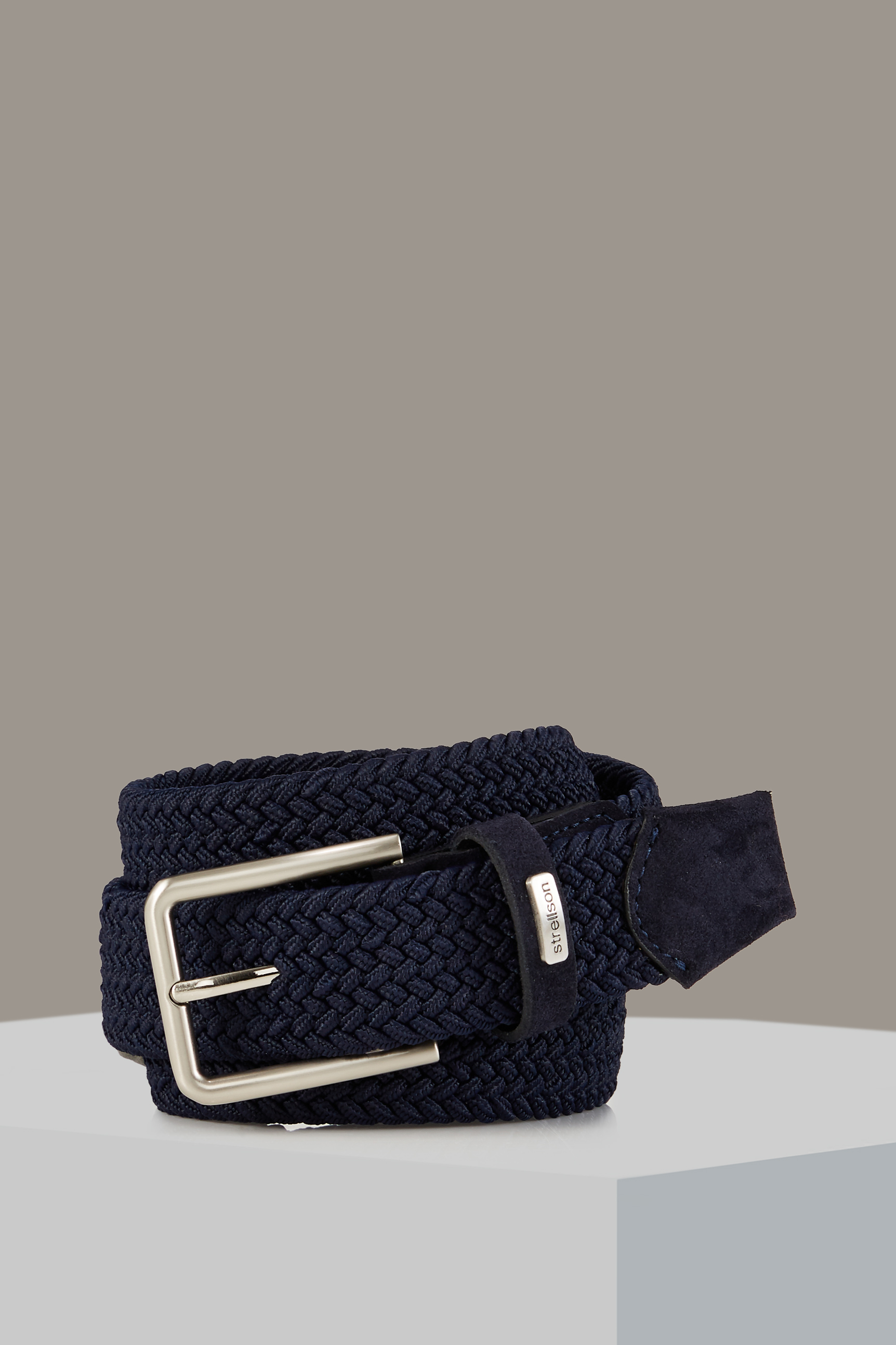 Ceinture Flex Cross, navy
