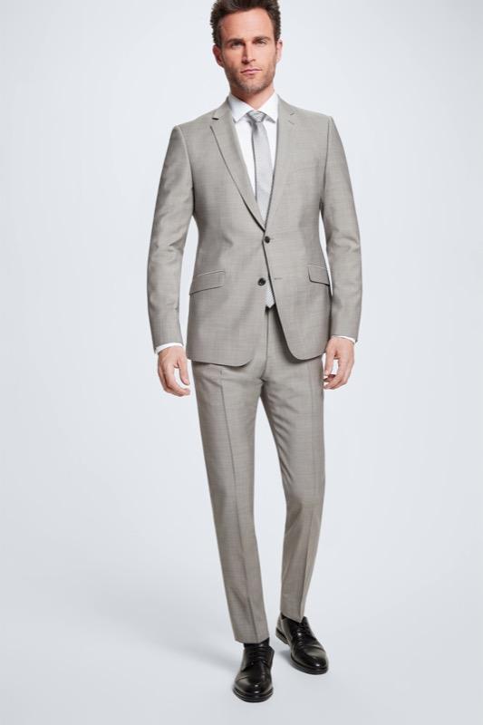 Anzug Allen-Mercer, medium grau | Bekleidung > Anzüge & Smokings | Strellson