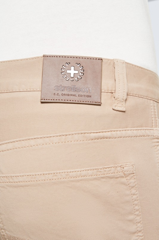 Jeans Robin - S.C. Collection, beige