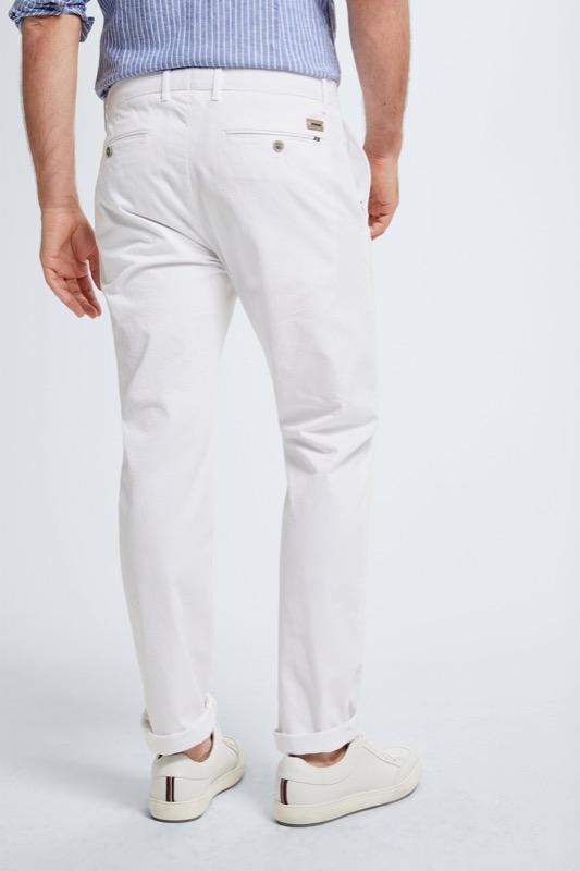 Pantalon Rypton, blanc