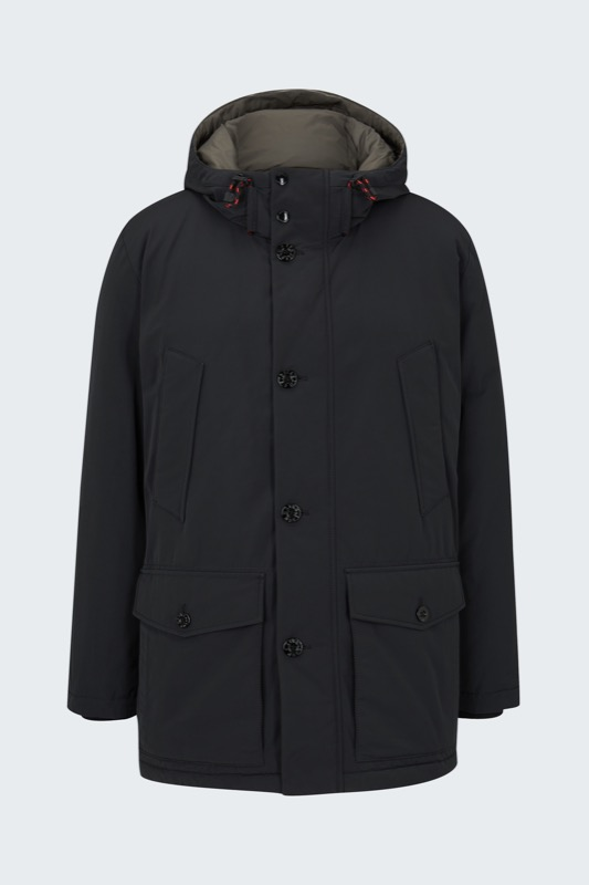 Parka Crasher - S.C. Original Edition, en noir