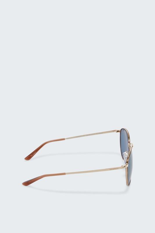 Polarisierte Sonnenbrille, Maximaler UV Schutz, havanna braun