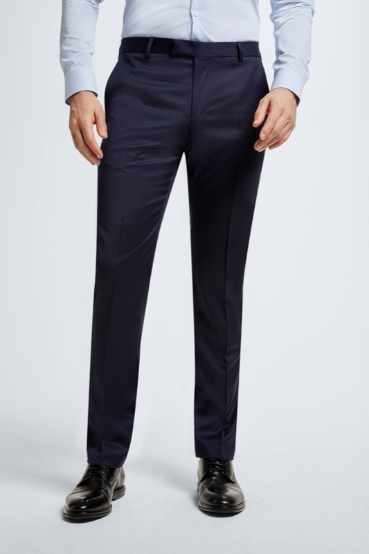 Combinatiepantalon Mercer, navy