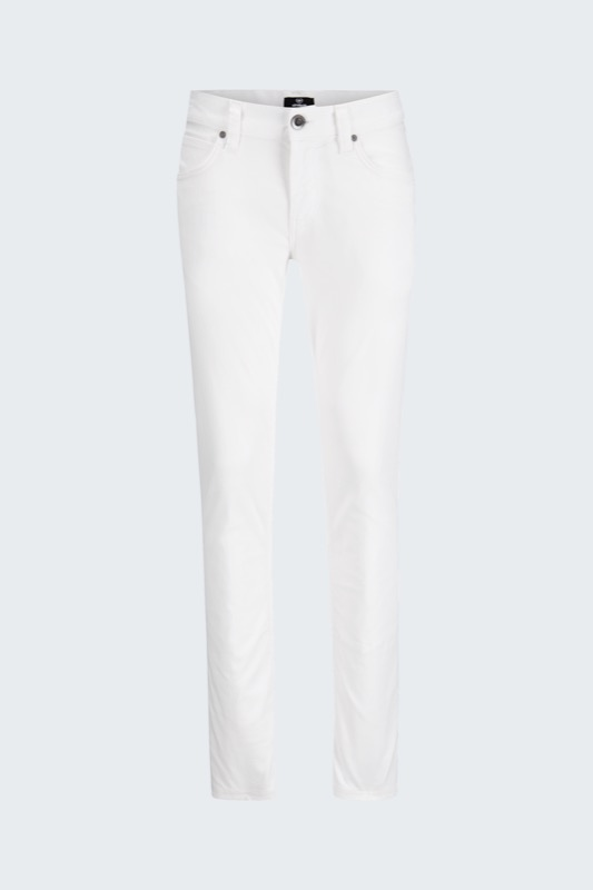 Jeans Robin – S.C. Collection, blanc
