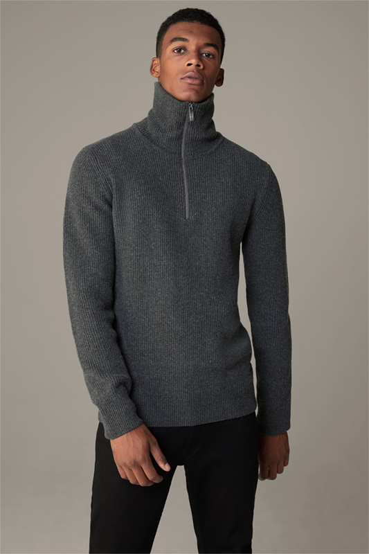 Pull camionneur Arlan, anthracite