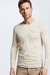 Pull-over Eliot, beige clair