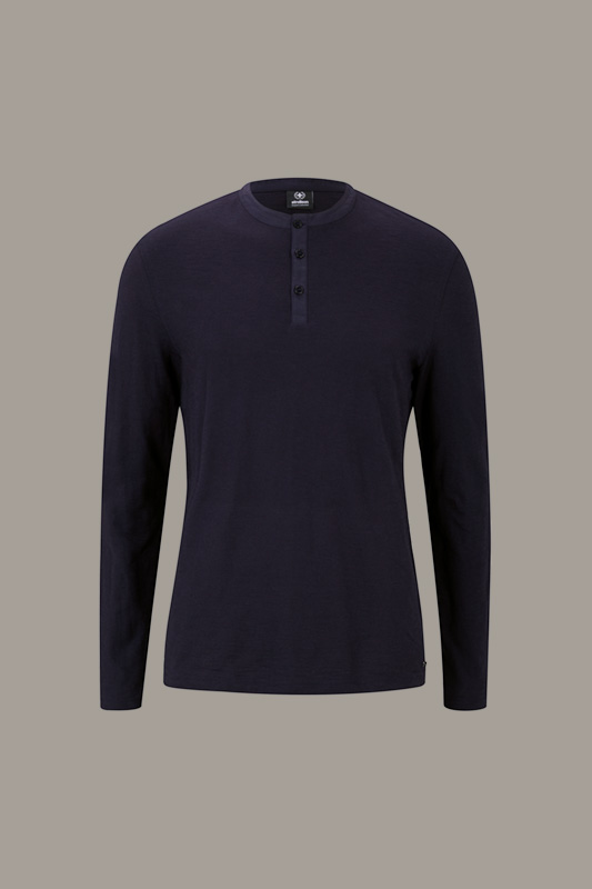 Shirt Dorian, navy