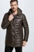 Lederjacke S.C.Douglas - S.C. Collection, dunkelbraun
