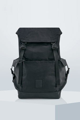 Rucksack Swiss Cross - S.C. Collection, schwarz