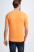 T-Shirt Felix, orange gestreift