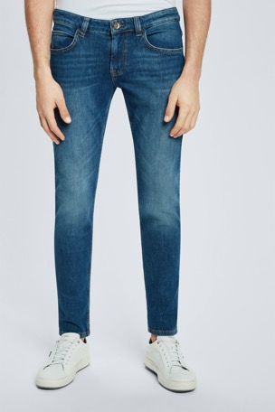Jeans Flex Cross Robin, bleu