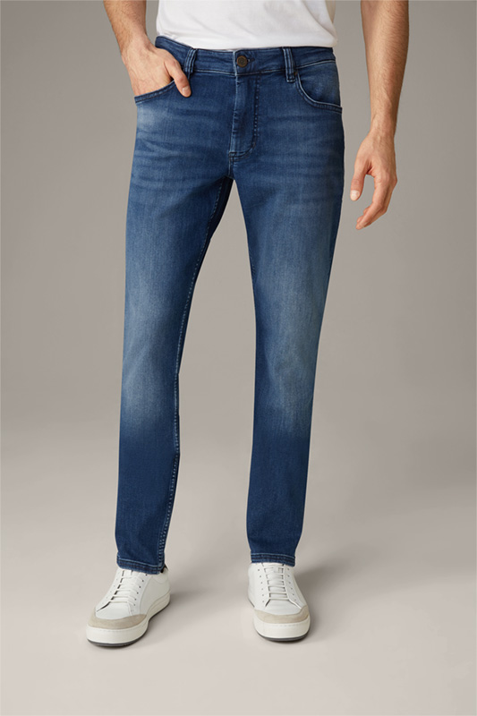Flex Cross Jeans Robin, navy
