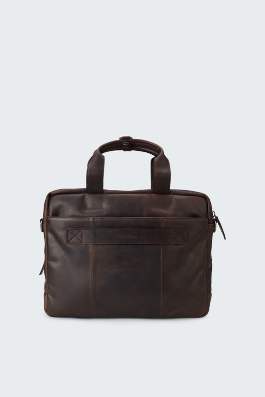 Briefcase Coleman, donkerbruin