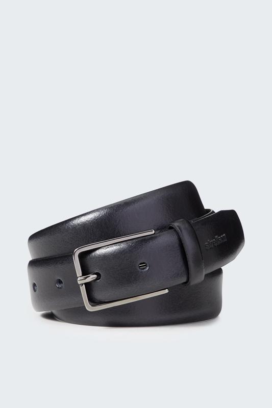 Anzuggürtel, schwarz | Accessoires > Gürtel | Schwarz | Strellson