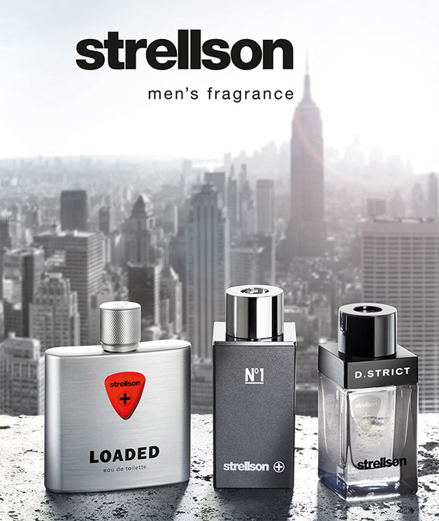Strellson Fragrances