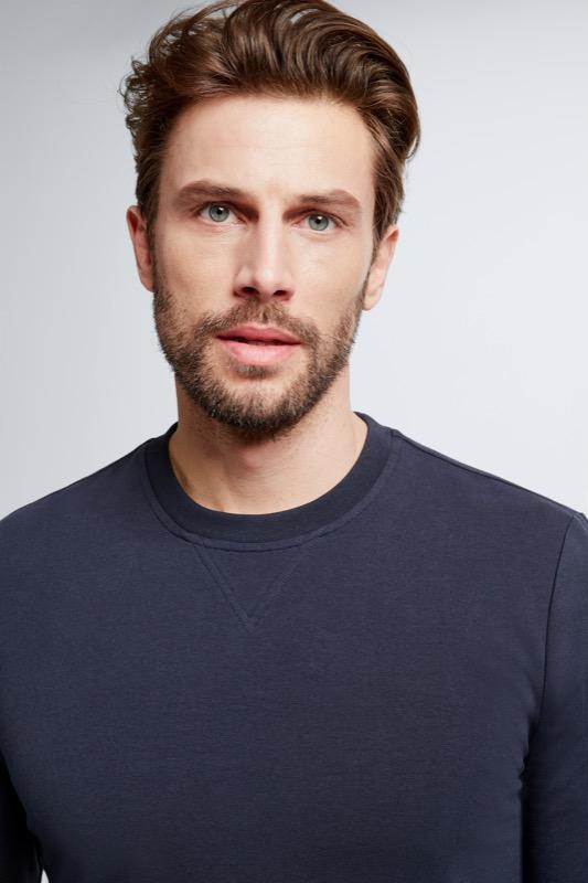 Sweatshirt Oscar, navy