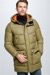 Daunen Parka Oakwood - S.C. Collection, oliv