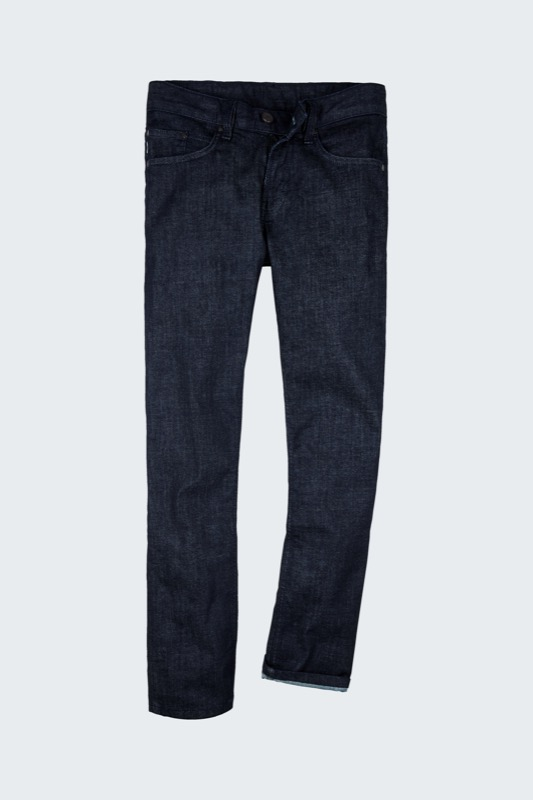 Jeans Liam, dark denim blue
