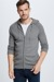 Strickjacke Kendrick, anthrazit