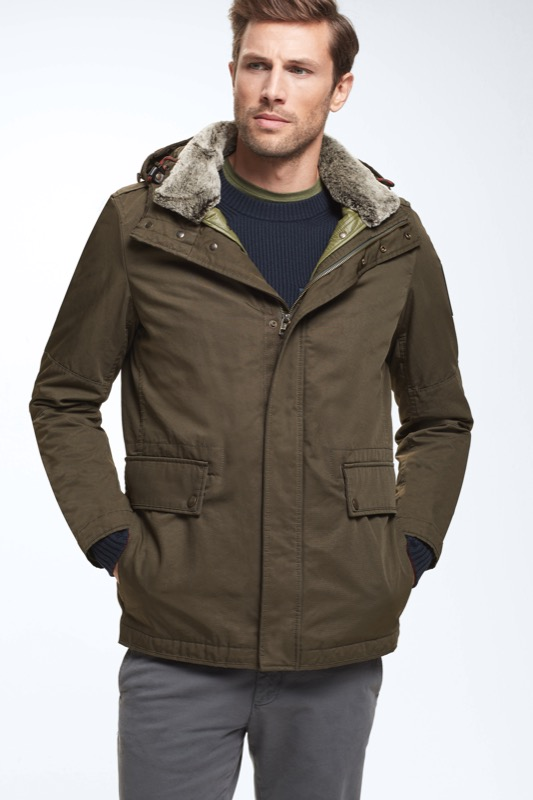 Fieldjacket Original – S.C. Collection, olive