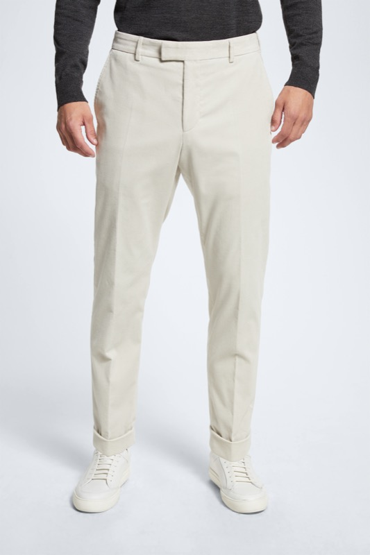 Hose Luc, open white