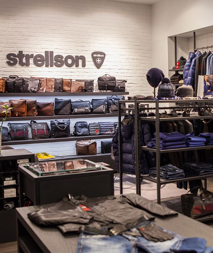 Strellson Stores Moscow