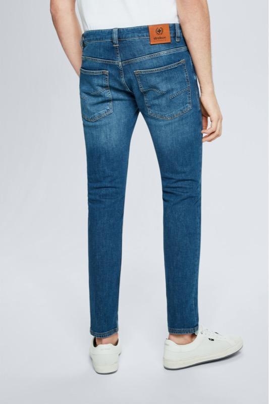 Flex-Cross Jeans Robin, blau