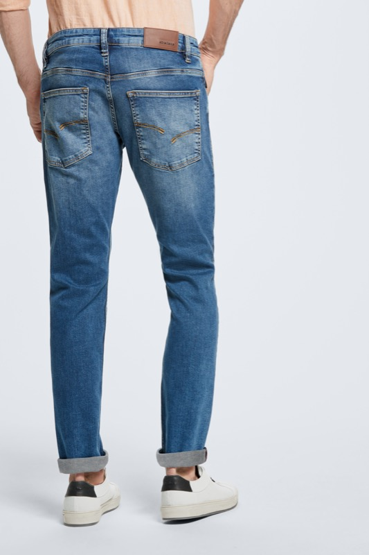 Jeans Robin, lichtblauw