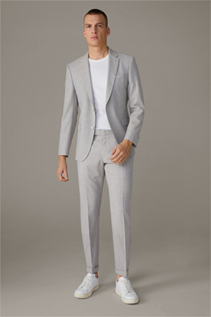Split Suit Aiden-Quinten, medium beige