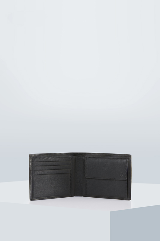 Geldbörse Harrison, schwarz