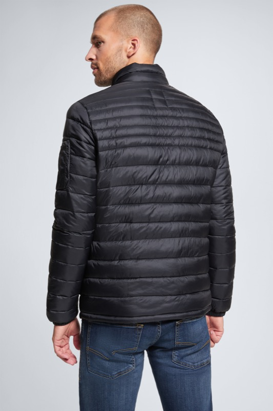 Steppjacke S.C. 4Seasons, dunkelblau