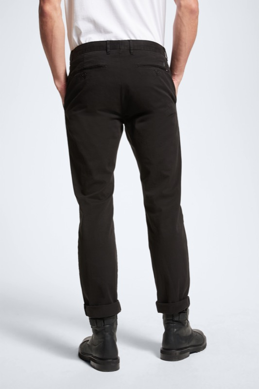 Pantalon Rypton, noir